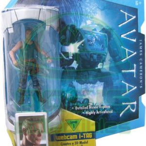 Oasis Collectibles Inc. - James Cameron's Avatar - Col. Miles Quaritch - Human