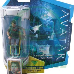 Oasis Collectibles Inc. - James Cameron's Avatar - Jake Sully - Human Wheel Chair