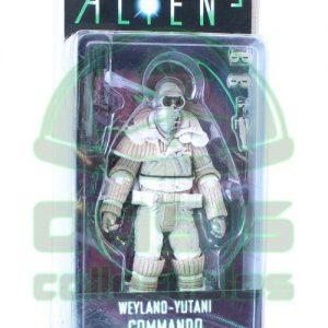 Oasis Collectibles Inc. - Alien 3 - Weyland - Yutani Commando