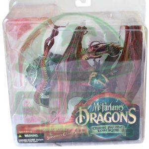 Oasis Collectibles Inc. - McFarlane Dragons - Sorceres Clan