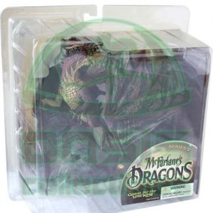 Oasis Collectibles Inc. - McFarlane Dragons - Komodo Clan 2