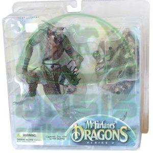 Oasis Collectibles Inc. - McFarlane Dragons - Komodo Clan 3