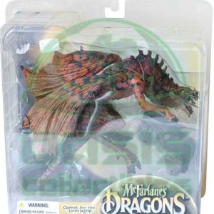 Oasis Collectibles Inc. - McFarlane Dragons - Berserker Clan 3