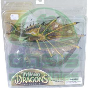 Oasis Collectibles Inc. - McFarlane Dragons - Fire Clan 3