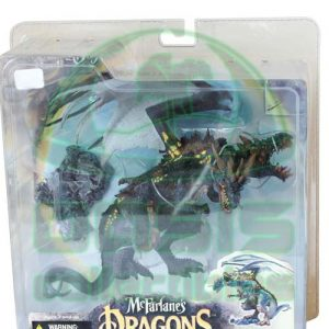 Oasis Collectibles Inc. - McFarlane Dragons - Berserker Clan 4