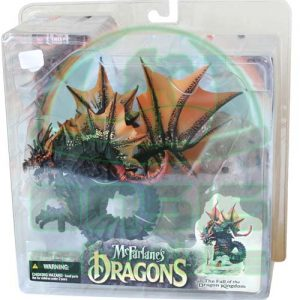 Oasis Collectibles Inc. - McFarlane Dragons - Water Clan 4