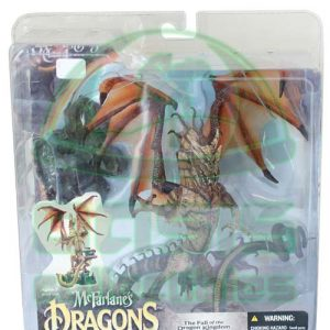 Oasis Collectibles Inc. - McFarlane Dragons - Sorceres Clan 4