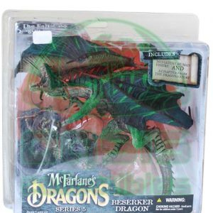 Oasis Collectibles Inc. - McFarlane Dragons - Berserker Clan 5