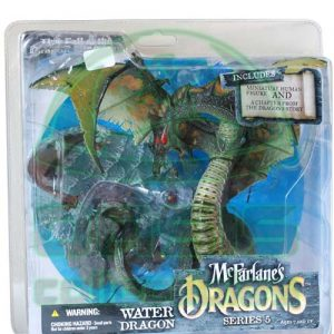Oasis Collectibles Inc. - McFarlane Dragons - Water Clan 5