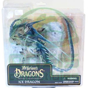 Oasis Collectibles Inc. - McFarlane Dragons - Ice Dragon Clan