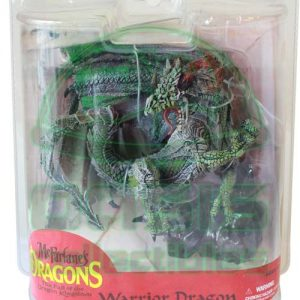 Oasis Collectibles Inc. - McFarlane Dragons - Warrior Dragon Clan