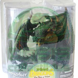 Oasis Collectibles Inc. - McFarlane Dragons - Berserker Dragon Clan