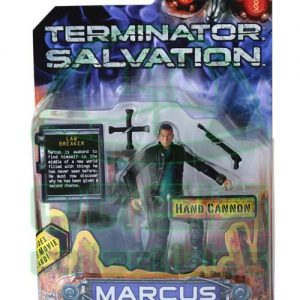 Oasis Collectibles Inc. - Terminator Salvation - Marcus (Hand Cannon)
