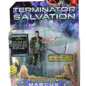 Oasis Collectibles Inc. - Terminator Salvation - Battle-Damage Marcus (Stealth Mode Hydrobot)