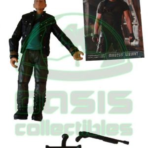 Oasis Collectibles Inc. - Terminator Salvation Loose - Marcus
