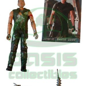 Oasis Collectibles Inc. - Terminator Salvation Loose - Battle-Damage Marcus