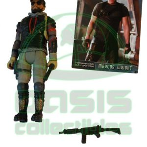 Oasis Collectibles Inc. - Terminator Salvation Loose - Barnes