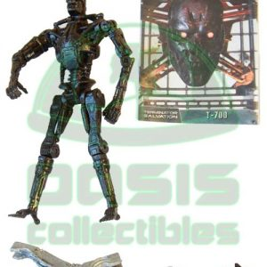 Oasis Collectibles Inc. - Terminator Salvation Loose - T-700