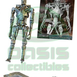 Oasis Collectibles Inc. - Terminator Salvation Loose - T-R.I.P.