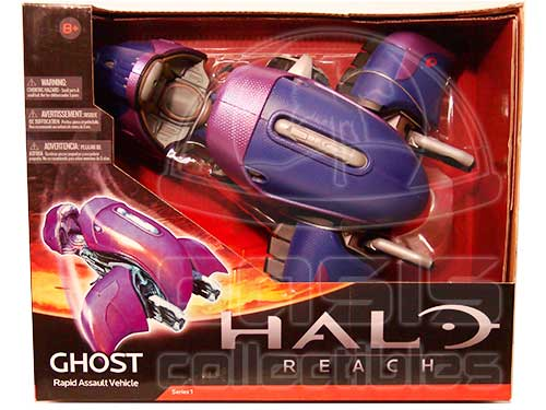 Oasis Collectibles Inc. - Halo Reach - Ghost Rapid Assault Vehicle -