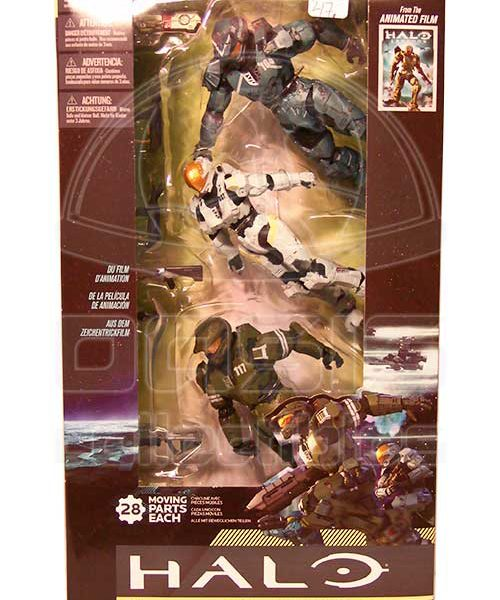 Oasis Collectibles Inc. - Halo Legends - The Package -