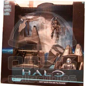 Oasis Collectibles Inc. - Halo 4 - ODST Drop Pod