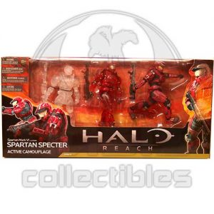 Oasis Collectibles Inc. - Halo Reach - Spartan Spector