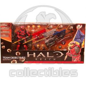 Oasis Collectibles Inc. - Halo Reach - Team Objectives Spartan Mark V