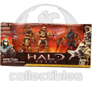 Oasis Collectibles Inc. - Halo Reach - Infection