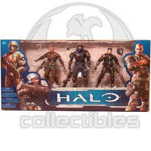 Oasis Collectibles Inc. - Halo Universe - Fearless Leaders