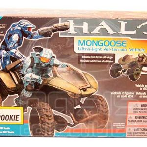 Oasis Collectibles Inc. - Halo 3 - Mongoose