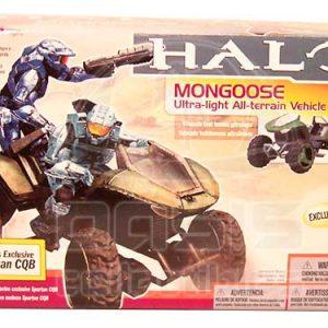 Oasis Collectibles Inc. - Halo 3 - Spartan CQB
