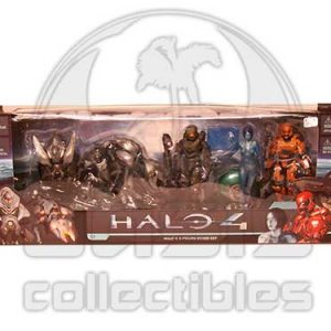 Oasis Collectibles Inc. - Halo 4 - Wesley - Parting Gifts