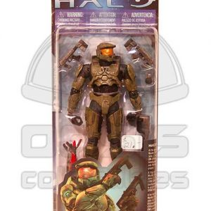 Oasis Collectibles Inc. - Halo 2 - Master Chief
