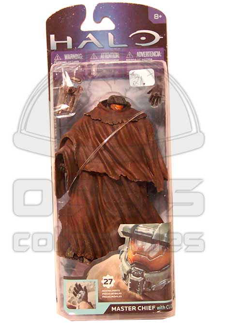 Oasis Collectibles Inc. - Halo 2 - Master Chief w/Cloak