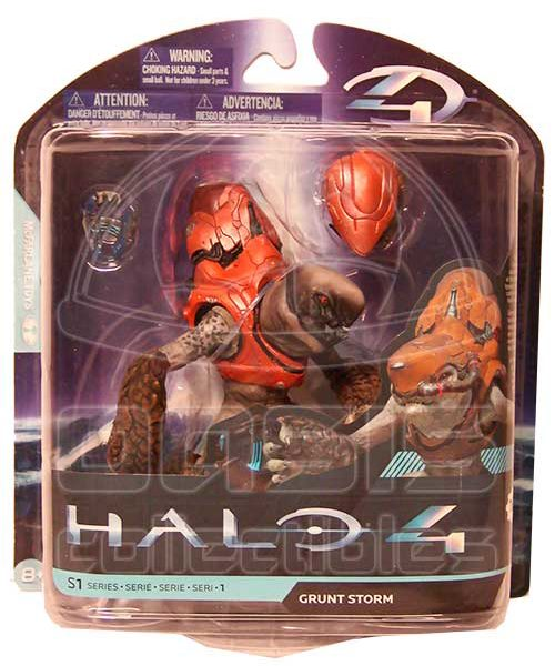 Oasis Collectibles Inc. - Halo 4 - Grunt Storm