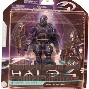 Oasis Collectibles Inc. - Halo 4 - Spartan Soldier
