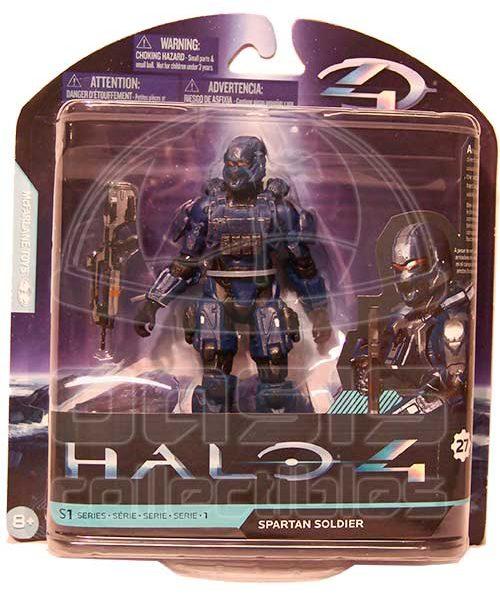 Oasis Collectibles Inc. - Halo 4 - Spartan Soldier