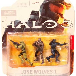 Oasis Collectibles Inc. - Halo 3 - Lone Wolves 1