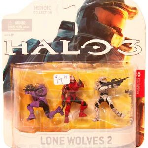 Oasis Collectibles Inc. - Halo 3 - Lone Wolves 2