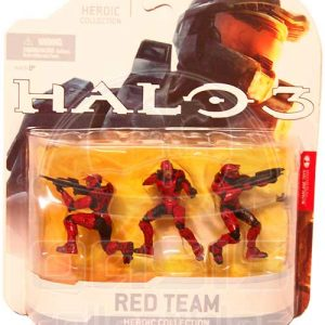 Oasis Collectibles Inc. - Halo 3 - Red Team