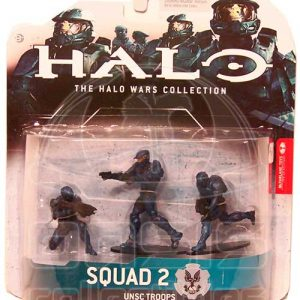Oasis Collectibles Inc. - Halo Wars - Blue - Squad 2