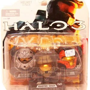 Oasis Collectibles Inc. - Halo 3 - Master Chief - Helmet 3-pak