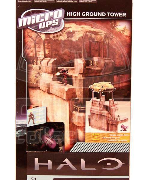 Oasis Collectibles Inc. - Halo Micro OPS - High Ground Tower