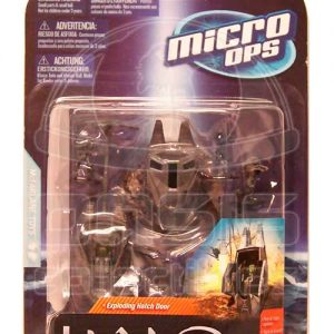 Oasis Collectibles Inc. - Halo Micro OPS - ODST Drop Pods