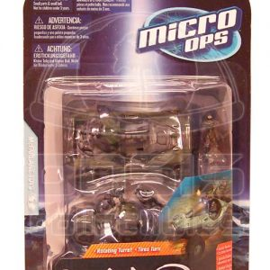 Oasis Collectibles Inc. - Halo Micro OPS - Wart Hog + Mongoose