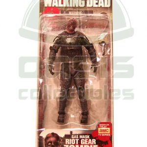 Oasis Collectibles Inc. - Walking Dead T.V. - Riot Gear Gas Mask Zombie
