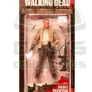 Oasis Collectibles Inc. - Walking Dead T.V. - Merle Dixon