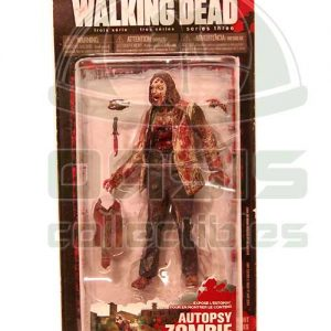 Oasis Collectibles Inc. - Walking Dead T.V. - Autopsy Zombie