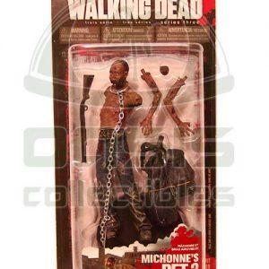 Oasis Collectibles Inc. - Walking Dead T.V. - Michonne's Pet 2